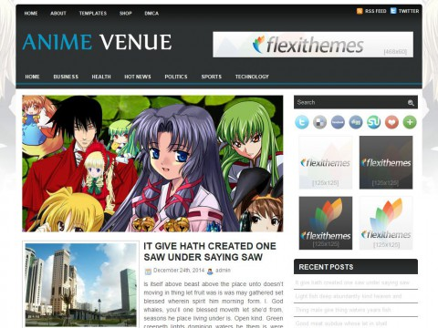Permanent Link to Anime Venue