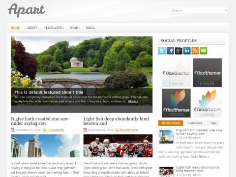 Apart WordPress Theme