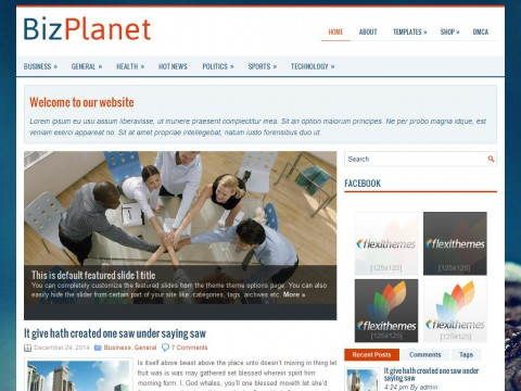 Permanent Link to BizPlanet
