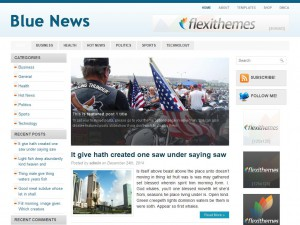 Permanent Link to Blue News