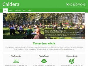 Caldera | More Details