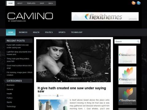 Camino WordPress Theme