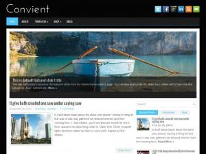 Convient WordPress Theme