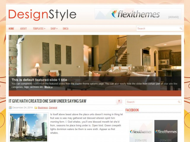 DesignStyle Theme Demo