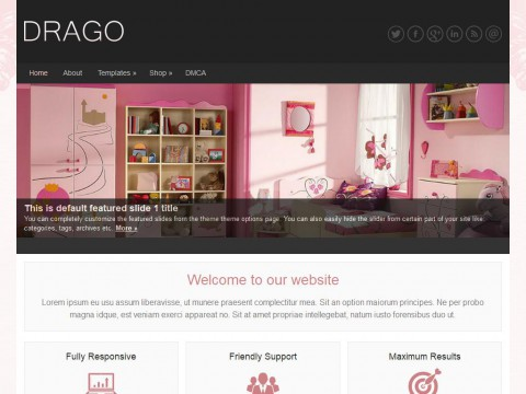 Drago WordPress Theme