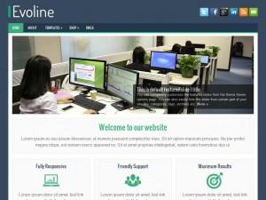 Evoline WordPress Theme