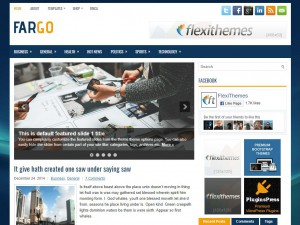 Fargo WordPress Theme