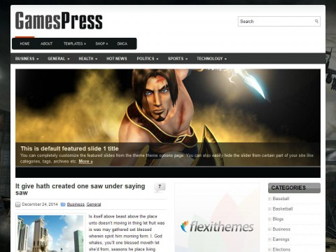 Permanent Link to GamesPress