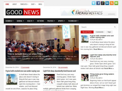 Permanent Link to GoodNews