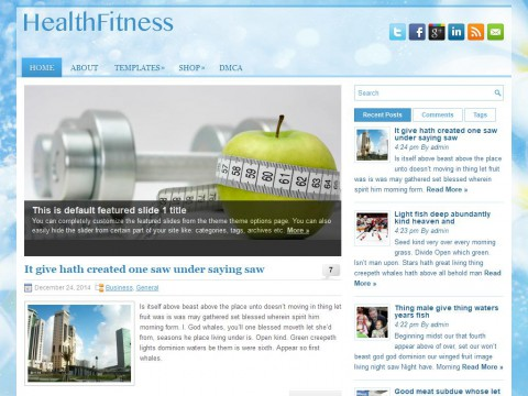 Permanent Link to HealthFitness