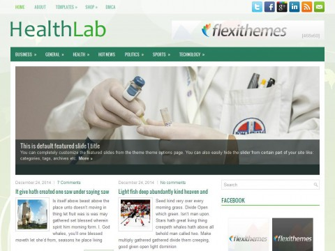 Permanent Link to HealthLab
