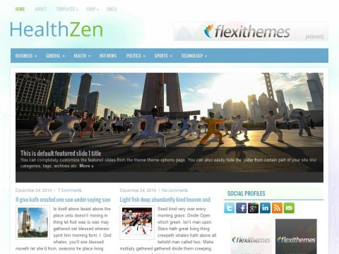 Permanent Link to HealthZen