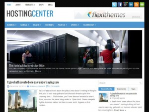 Permanent Link to HostingCenter