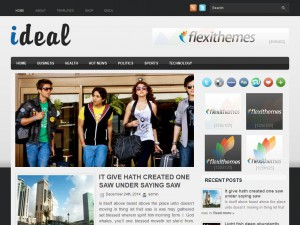Ideal WordPress Theme