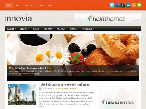 Permanent Link to Innovia