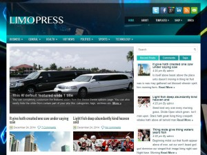 LimoPress WordPress Theme