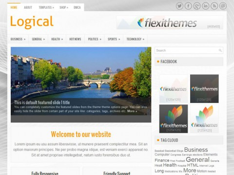 Logical WordPress Theme