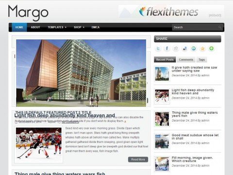 Margo WordPress Theme
