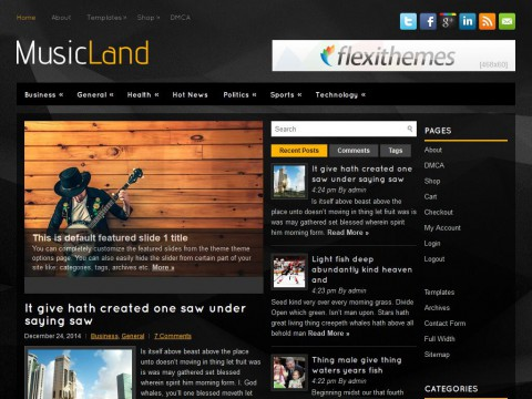 Permanent Link to MusicLand
