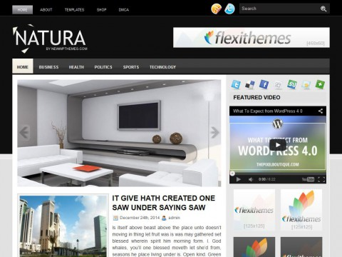Permanent Link to Natura