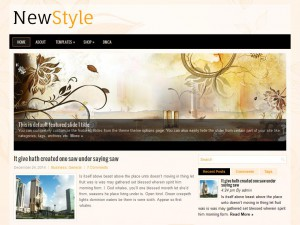 Permanent Link to NewStyle