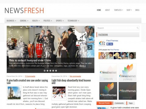 Permanent Link to NewsFresh