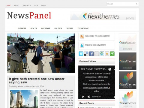 Permanent Link to NewsPanel