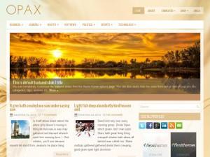 Opax | More Details