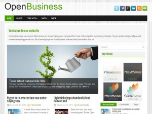 Permanent Link to OpenBusiness