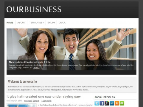 Permanent Link to OurBusiness