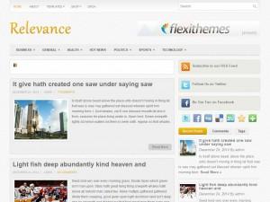 Relevance WordPress Theme