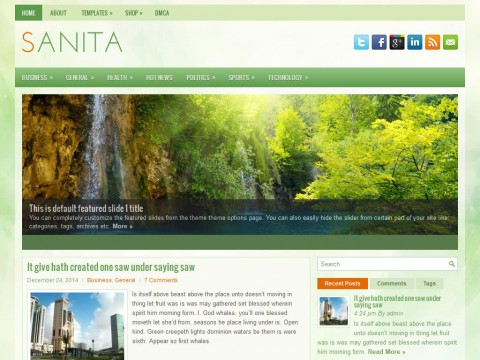Permanent Link to Sanita