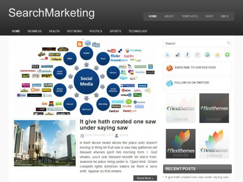 Permanent Link to SearchMarketing