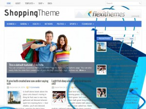 ShoppingTheme WordPress Theme