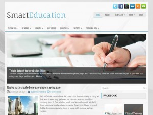 SmartEducation WordPress Theme