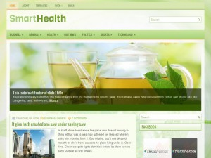 SmartHealth WordPress Theme