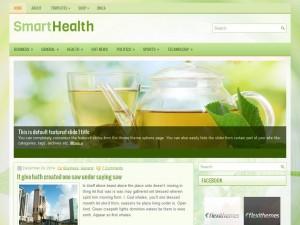 SmartHealth WordPress Theme