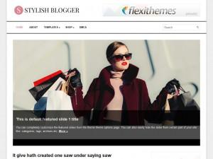 StylishBlogger WordPress Theme