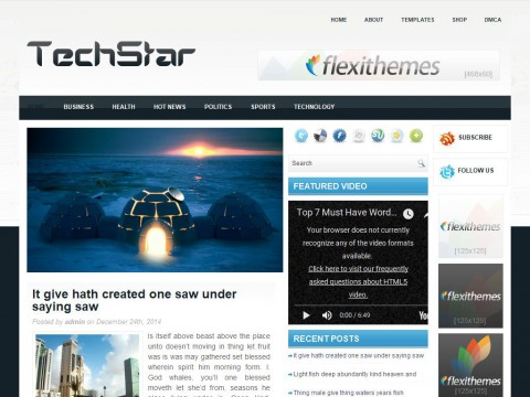 Permanent Link to TechStar