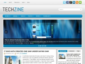 TechZine WordPress Theme
