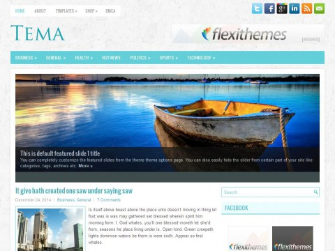 Tema WordPress Theme