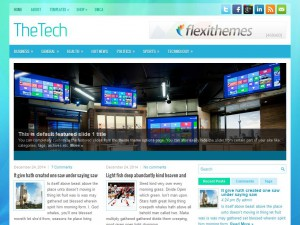 TheTech WordPress Theme