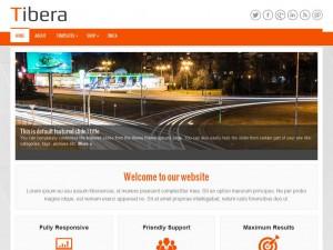 Tibera WordPress Theme