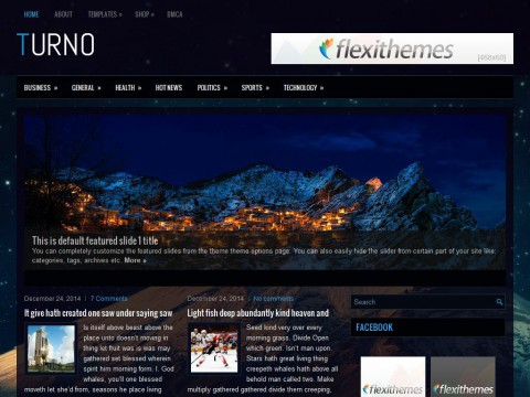 Turno WordPress Theme