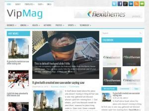 VipMag WordPress Theme