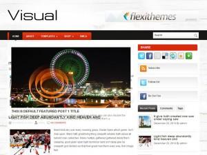 Visual WordPress Theme