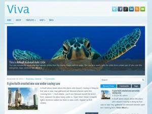 Viva WordPress Theme