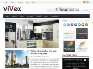 Vivex WordPress Theme