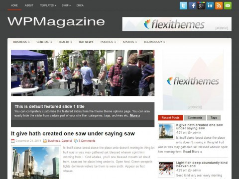 Permanent Link to WPMagazine