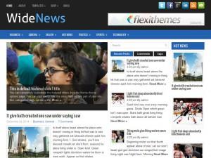 WideNews | More Details